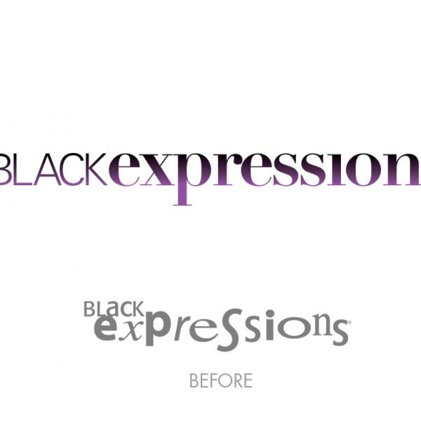 Black Expressions logo