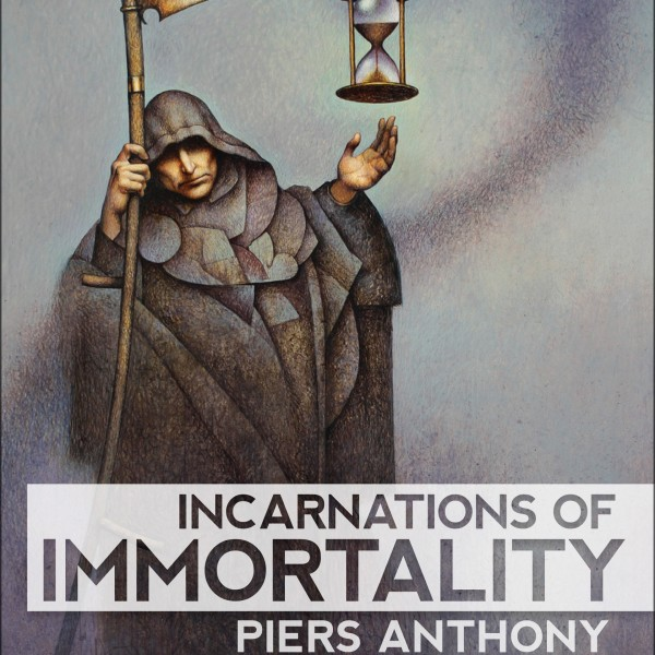 Incarnations of Immortality omnibus