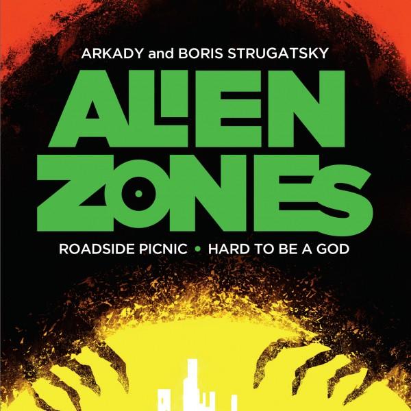 Alien Zones omnibus edition