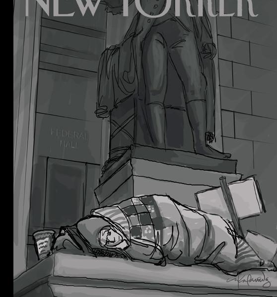 Poverty or Protestor